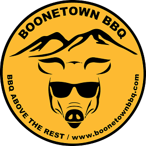Boone BBQ Catering Logo